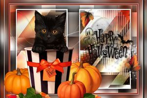 Carte Haloween