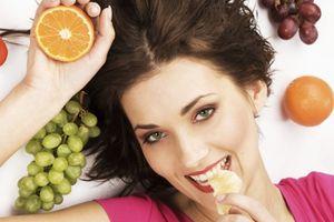 L'alimentation source de beauté