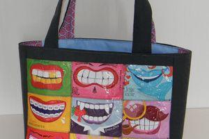 Tuto : le sac récup' de compotes P'tit Dros