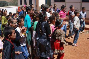 جمعية نوميديا تنظم نشاط ثقافي بمناسبة إختتام السنة الدراسية