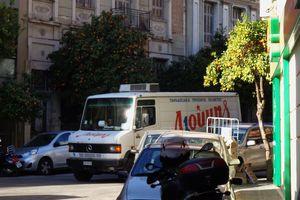 Comment circuler en Grèce : la voiture.