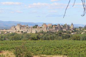 Vacances 2016 #3 - La Cité de Carcassonne