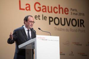 """François Hollande:   """"LA GAUCHE ET LE POUVOIR"""""""