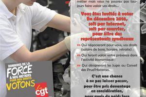 Elections TPE Salariés des très petites entreprises