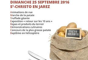 Fête de la patate gourmande 2016