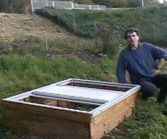 Nos jardiniers ont du génie : la serre de Laurent Philippe