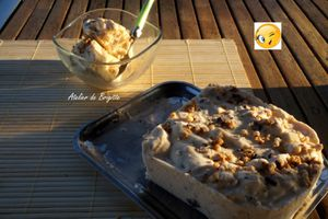 Crème Glacée Caramel & Muesli