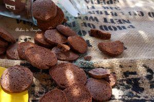 BISCUITS CHOCOLAT ET HUILE OLIVE