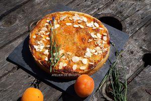 Le Sud au dessert : Abricots, Amandes et Lavande