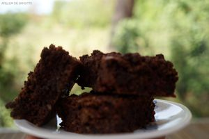Brownies, recette du Chef Conticini