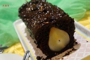 Infiniment Chocolat Noisette et Poires 🍫🍐🌰