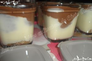 Cheesecake vanille chocolat à la mutli-délices
