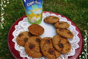 Biscuits moelleux sans œuf, sans beurre & sans gluten