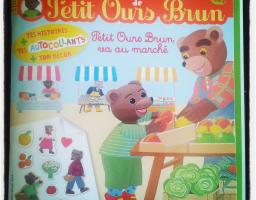 Les grandes histoires de Petit Ours Brun.