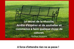 A force d'attendre