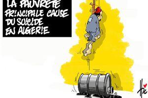 Algérie: richesse et pauvreté !