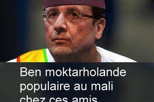 Hollande/Mali: un nouveau mensonge qu'un média de gauche dénonce !!