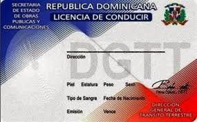 Obtenir una LICENCIA DE CONDUCIR dominicaine à partir du Permis de Conduire français