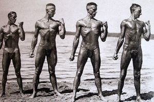 Naked Nazis: Book Reveals Extent of Third Reich Body Worship