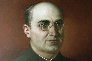 Narodnii Komissariat Vnoutrennikh Diél (NKVD)