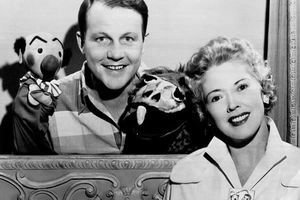 Fran Allison, Star of TV's 'Kukla, Fran & Ollie,' Dies