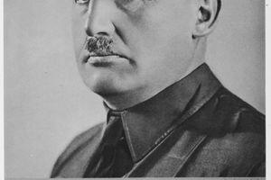 Portrait of Gauleiter Julius Streicher