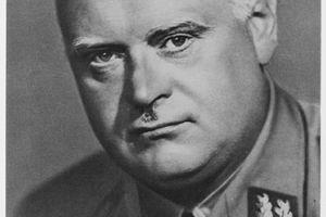 Portrait of Gauleiter und Reichsstatthalter Carl Roever