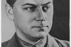 Portrait of Reichsleiter Alfred Rosenberg