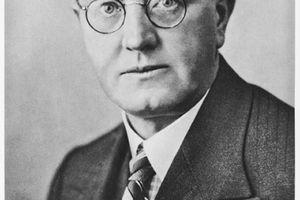 Portrait of Gauleiter Hugo Jury