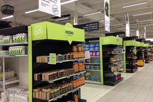 """Circuits courts, produits locaux et """"Made in"""" s'invitent aussi chez Cora en Belgique"""