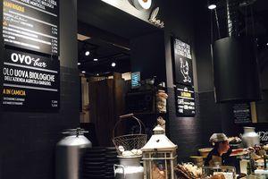 Le Bar à Oeufs IL MERCATO DEL DUOMO : Milano 2015