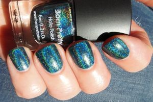 Vernis Hologram Effect 12# // Born Pretty Store