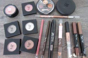 Nouveauté Maquillage Peggy Sage
