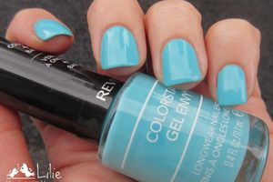 Colorstay Gel Envy Revlon & accent nail