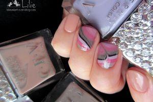 Water marble avec les Vernis C.E.V, Chic Élégant & Love !