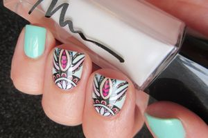 "Nail Art water decals ""Laque Stikers"""