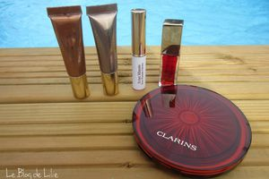 Hâle d'Été Collection Maquillage Été Clarins
