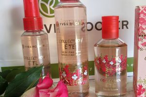 Eau de Toilette - Collection été 2017 Yves Rocher