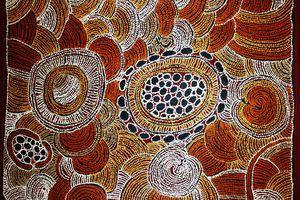 Questions « occidentales » sur la peinture aborigène