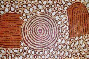 Aborigènes : Et voilà pourquoi ils peignent...