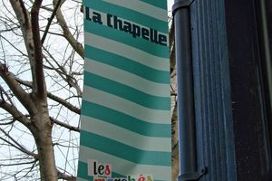 Association Ecobox Impasse de La Chapelle Paris