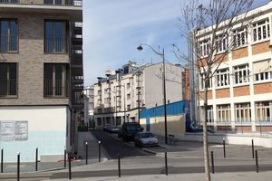 Un nouveau centre de santé à l'angle des rues Romy Schneider / Pajol