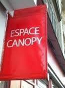 Céline TRINQUET du 1er au 17 avril 2016 à l'espace Canopy