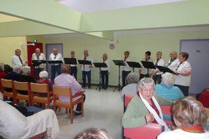 Après-midi chorale