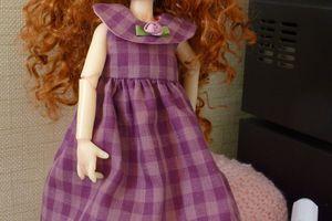 Une robe pour Prunelle!