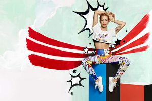 Adidas Originals by Rita Ora | Printemps/été 2015