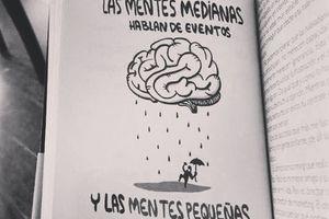 Mentes...
