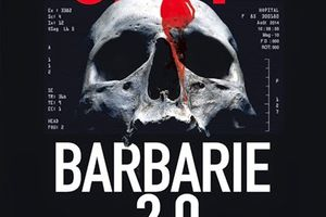 """Barbarie 2.0"", d'Andrea H. Japp"