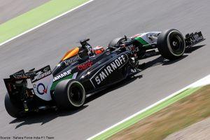 Sahara Force India aurait également pu manquer Austin