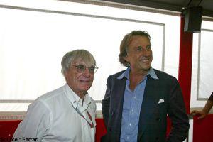 Bernie Ecclestone revient au conseil d'administration de la F1